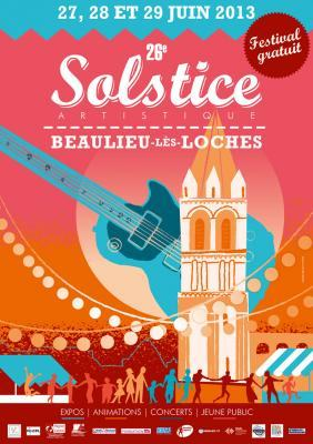 solstice 2013 affiche