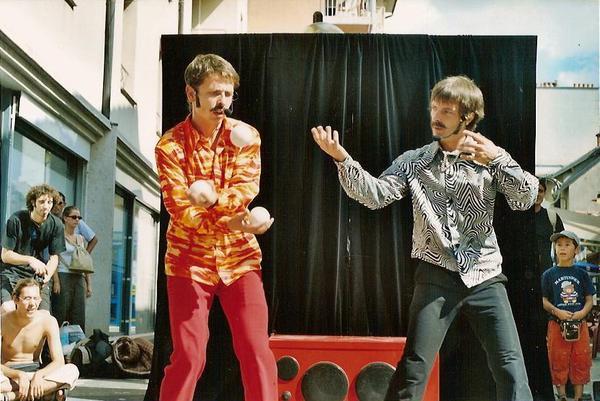 Ringo & Julio aux balles…