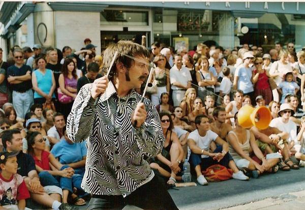 Ringo au diabolo
