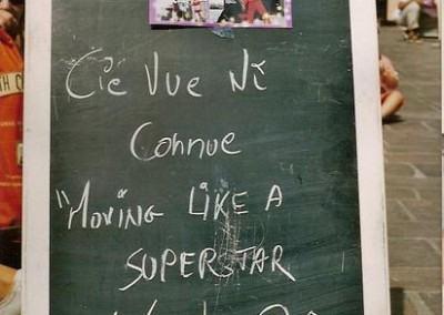Pancarte Aurillac