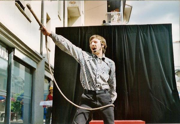 Ringo se présente
