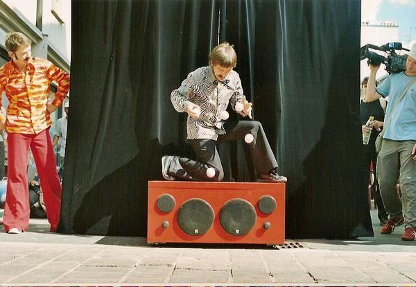 Ringo sais le faire aussi!
